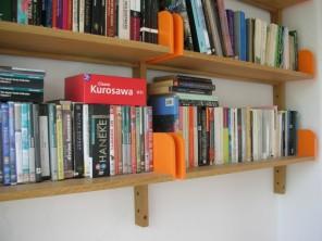 Bespoke bookshelves, Hackney