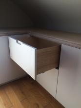 Bespoke drawers, Hackney